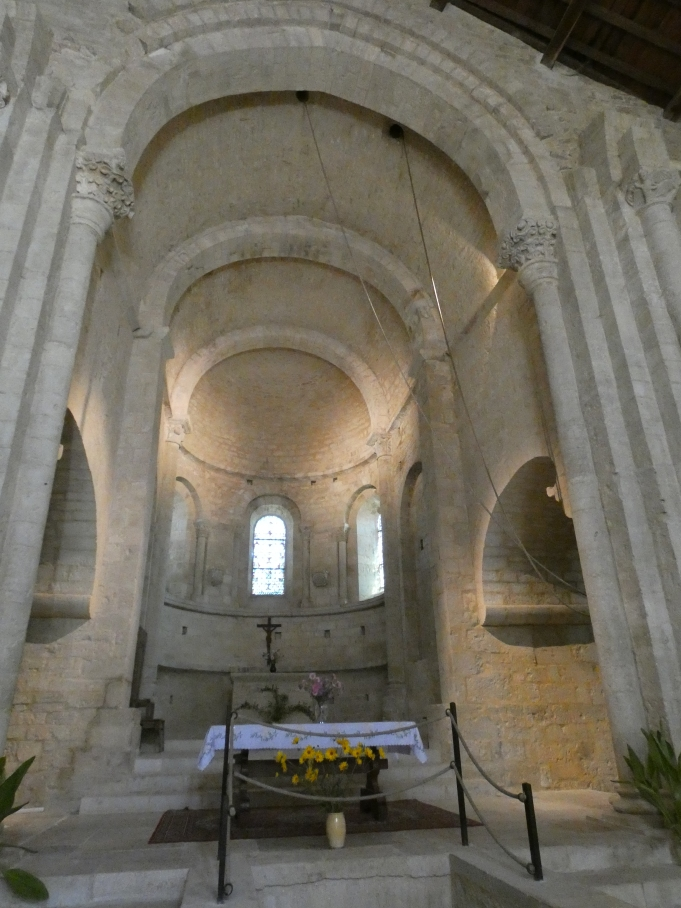 The arches of St.Laurant
